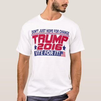 Donald Trump for President 2016 T-Shirt