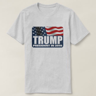 Donald Trump for President 2016 T-shirt