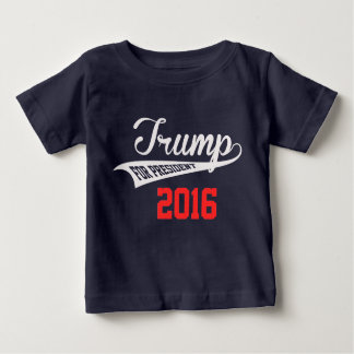 Donald Trump For President Baby T-Shirt
