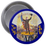 Donald Trump for President in 2016 Button