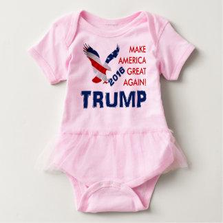 Donald Trump For President Infant Onesie