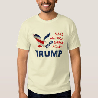 Donald Trump For President Tee Shirt