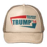 Donald Trump For President Trucker Hat