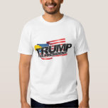 Donald Trump For President (with hair) Tee