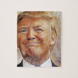 Donald Trump Jigsaw Puzzle