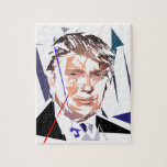 """Donald Trump Jigsaw Puzzle<br><div class=""""desc"""">Donald Trump President of the United States of America</div>"""