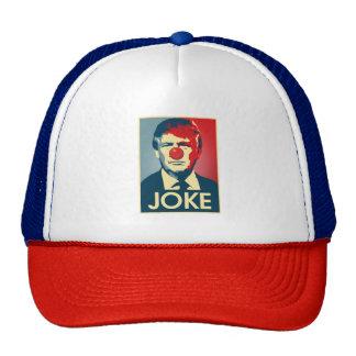 Donald Trump JOKE -- Anti-Trump 2016 - Trucker Hat