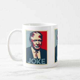 Donald Trump JOKE mug