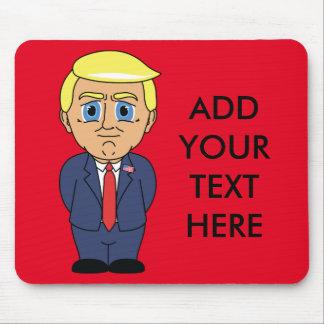 Donald Trump Looking Smug Mouse Pad