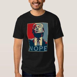 "Donald Trump ""NOPE"""