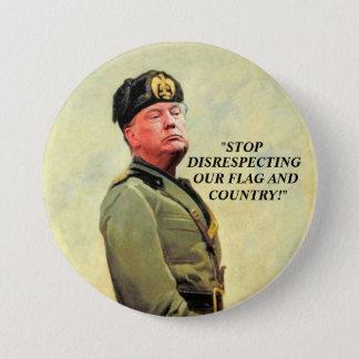 Donald Trump: Our Little Dictator Button