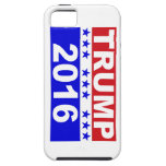 Donald Trump para el presidente 2016 iPhone 5 Case-Mate Coberturas