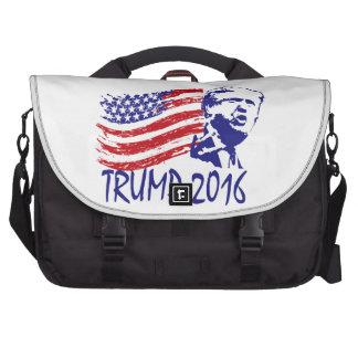 Donald Trump para el presidente 2016 - republicano Bolsas Para Ordenador