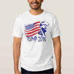 Donald Trump para el presidente 2016 - republicano Playeras