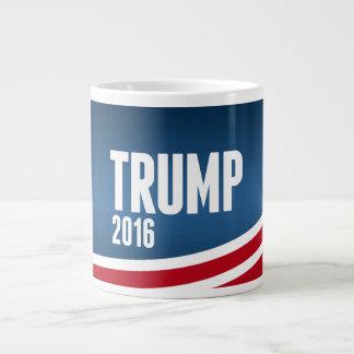 Donald Trump para el presidente 2016 Taza Grande
