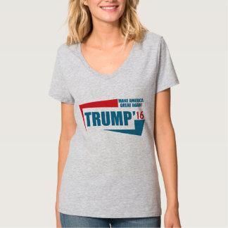 Donald Trump para el presidente Playera
