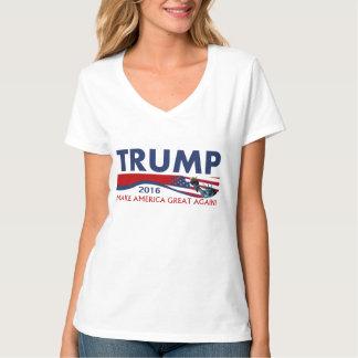 Donald Trump para el presidente Playeras