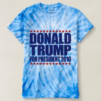 Donald Trump para la camiseta 2016 del presidente Poleras