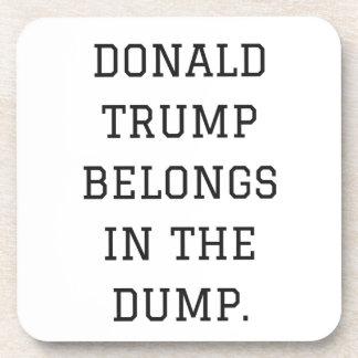 Donald Trump pertenece en la colección del humor Posavaso
