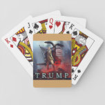 "Donald Trump  Playing Cards<br><div class=""desc"">Donald Trump  Playing Cards taking down the big government monster!</div>"