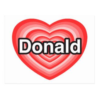 Donald Trump Postcard