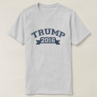 Donald Trump President 2016 Collegiate T Shirt