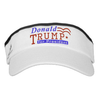 Donald Trump President 2016 Election Republican Headsweats Visor