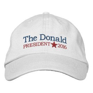 Donald Trump - President 2016 Embroidered Baseball Cap