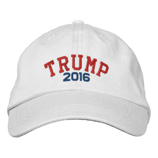 Donald Trump - President 2016 Embroidered Baseball Cap