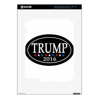 Donald Trump President 2016 iPad 3 Skin