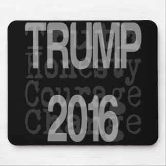 Donald Trump President 2016 Mouse Pad