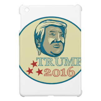 Donald Trump President 2016 Oval iPad Mini Cover
