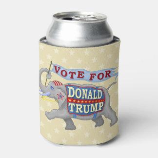 Donald Trump President 2016 Republican Elephant Can Cooler