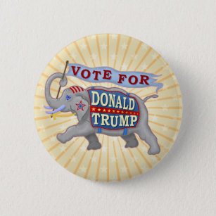 republican presidential candidates buttons pins custom button