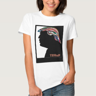 Donald Trump Psychedelic Combover Shirts