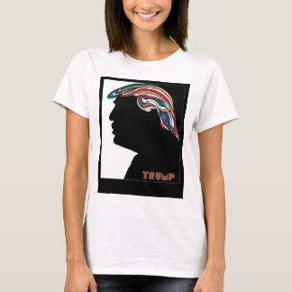 Donald Trump Psychedelic Combover T-Shirt