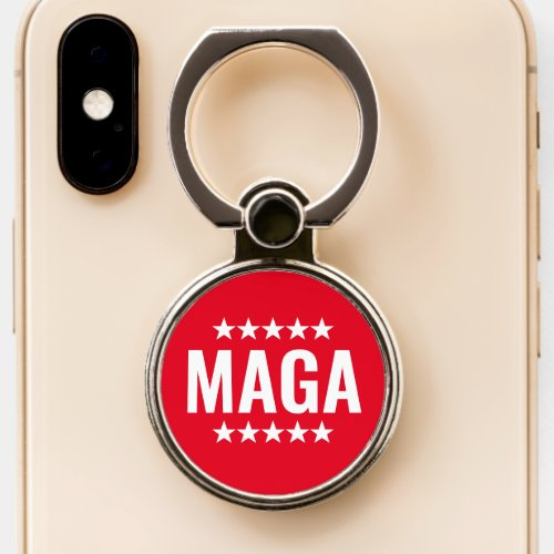 Donald Trump Red Stars Phone Case