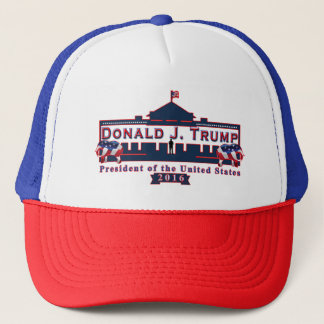 Donald Trump Red White Blue Baseball Cap Hat