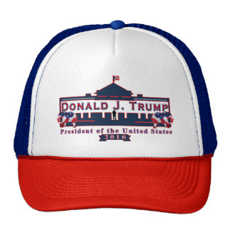 Donald Trump Red White Blue Baseball Cap Hat