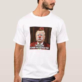 DONALD TRUMP SCARY CLOWN T-Shirt