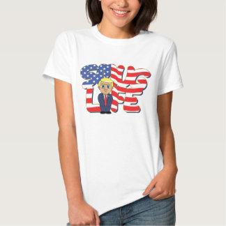 Donald Trump Smug Life T-Shirt