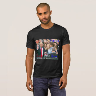 Donald Trump taking his Oath of Office January 20 T-Shirt