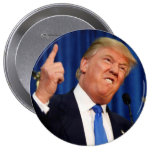 Donald Trump - Telling it like it is Button
