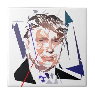 Donald Trump Tile
