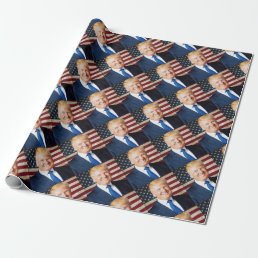 Donald Trump Wrapping Paper