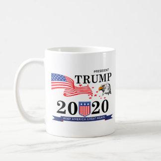 Donald Trump Yuuuge 2020 Election Republic Mug Cup