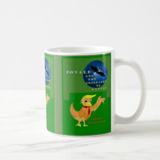 Donald Trumpbird and the Constable of Ravens Mug