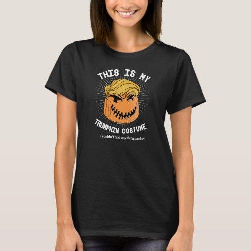 Donald Trumpkin Halloween Costume _ I couldnt fin T_Shirt