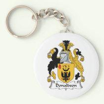 Donaldson Family Crest Keychain