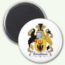 Donaldson Family Crest Magnet